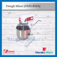 Mesin Pengaduk Adonan Dough Mixer BMX-B10A With Cover Fomac