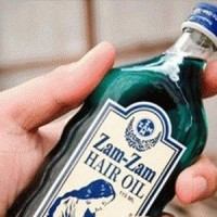 ZAM-ZAM OIL! Minyak Penumbuh Rambut, Jambang, Kumis & J