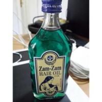 penumbu rambut herbal minyak zamzam sejak tahun 1941