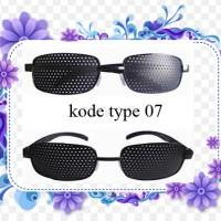 Kacamata Pinhole terapi TP 07