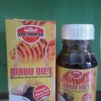 Best Madu Diet Atthoifah Obat Herbal Pelangsing Tubuh
