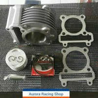 Blok Bore Up Kit Yamaha Mio | Nouvo | Fino [58.5MM] - TDR Racing