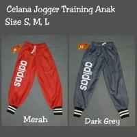 Celana Jogger Training Anak   Celana Jogger Adidas
