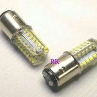 LAMPU REM LED SILIKON KEDIP PUTIH | LAMPU REM LED BLITZ | BRAKELIGHT