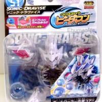 Takara Tomy Cross Fight B-Daman ES CB-51 Starter Sonic Dravise