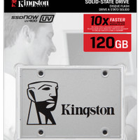 Kingston SSD 120GB - SUV400S37/120G (GARANSI RESMI 3 TAHUN)