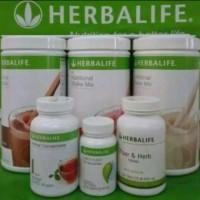 Herbalife#Paket Diet 1 Bulan