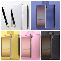 OPPO F1 PLUS   R9   Mirror Cover Flip Case For OPPO F1 PLUS   R9