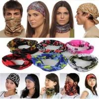 Harga buff bando bandana masker multifungsi penutup muka | Pembandingharga.com