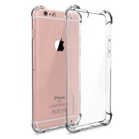 Case Anti Shock Anti Crack Iphone 7 Plus 5,5 Softcase Akrilik Case Hp