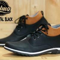 harga Sepatu Dalmo Boots Bantal Black|sepatu Murah Tokopedia.com