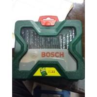 BOSCH 33 Pcs X-line Set Mata Bor Dan Mata Obeng Kombinasi