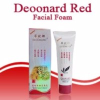 Facial Wash / Foam DEOONARD RED Whitening Deonard Sabun Wajah