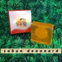 SABUN DEOONARD MERAH / RED SOAP GINGSENG