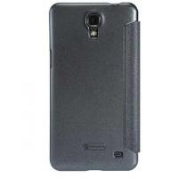 Nillkin Sparkle Leather Case - Samsung Galaxy Mega 2 (Blac Berkuali