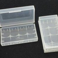 battery case box baterai kotak batere batre 18650 2 slot casing vape
