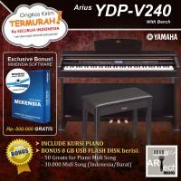 Yamaha Arius YDP V240 / YDP-V240 / YDPV240 - Digital Piano
