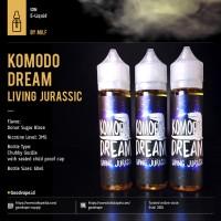 Jual Komodo Dream - Living Jurassic 60ml   Premium Indonesian Liquid Murah