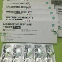 Amlodipin 5 ml