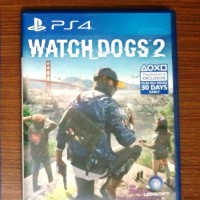 Watch Dogs 2 Reg 3 Blu-ray SONY PlayStation4 PS4 PS 4