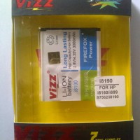 baterai batt double power vizz samsung s3 mini i8190 dan ace 2 i8160