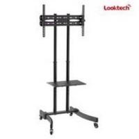 harga Looktech 65s Tv Stand Mount Dgn Roda 32
