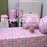 Kitchenset / Set Taplak meja makan / Homeset GISEL PINK