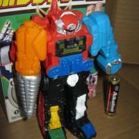 Action Figure DriveMax Ultrazord Power Rangers Overdrive Vinyl