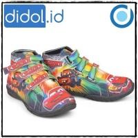 harga Sepatu Anak Laki-laki Casual Disney Pixar Cars Jvsv 801 Irb Tokopedia.com