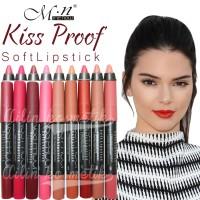 [PILIH WARNA] MENOW KISSPROOF MATTE LIPSTICK / ME NOW KISS PROOF SOFT