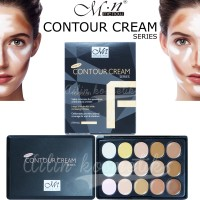 M.N CONTOUR CREAM 15 COLOR/ CREAM CONTOUR MENOW / MN CONTOUR