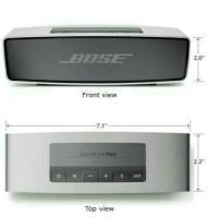 Bose SoundLink mini Speaker Bluetooth port usb & micro sd