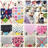 baby bib dengan teether/bib with teether/slabber bayi