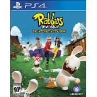 PS4 RABBIDS INVASION (Region 1/USA/English)