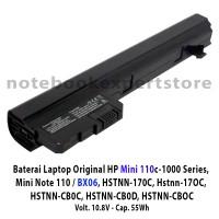 Baterai Laptop Original HP Mini 110c-1000 Mini Note 110 / BX06