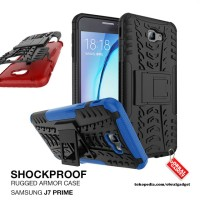Samsung Galaxy J7 Prime Shockproof Stand Armor Hybrid Hard & Soft Case