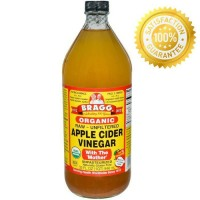 BRAGG Apple cider vinegar 946ml / cuka apel 946 ml