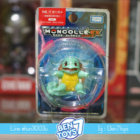 Squirtle - Pokemon Moncolle Ex Action Figure By Takara Tomy