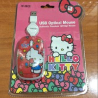 Mouse Hello Kitty Unique Model Tarik