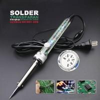EELIC SOR-80W7 Solder Runcing Transparant, Pengatur Suhu