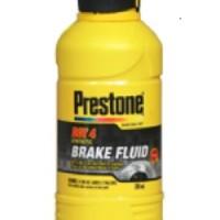 Minyak Rem Prestone Brake Fluid DOT 4 300ml Oli Rem Sintetik