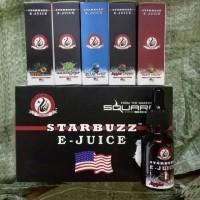 Liquid Premium E-Juice Starbuzz