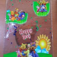 Plastik Ultah / Tas Ultah / Goodie Bag