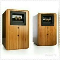 Audioengine P4 Bamboo