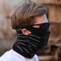 Masker Sepeda - Motor - Lari - Jogging
