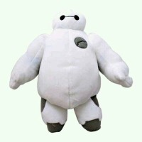Boneka Big Hero 6 (Baymax) Original
