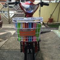 Harga sepeda listrik super rider earth | Pembandingharga.com