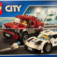 Lego City 60128 Jeep Mobil Jeep Mobil Polisi Police Car Brick ORIGIN