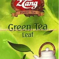 2Tang Green Tea Leaf Teh Hijau 2 Tang Dua Tang isi 25bag