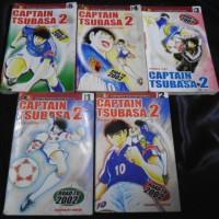komik captain tsubasa 2 world cup road to 2002